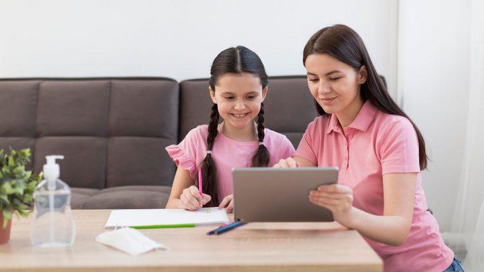 Πόσο σημαντικό είναι για τα παιδιά να διατηρούν επαφή με τους φίλους τους την περίοδο της καραντίνας